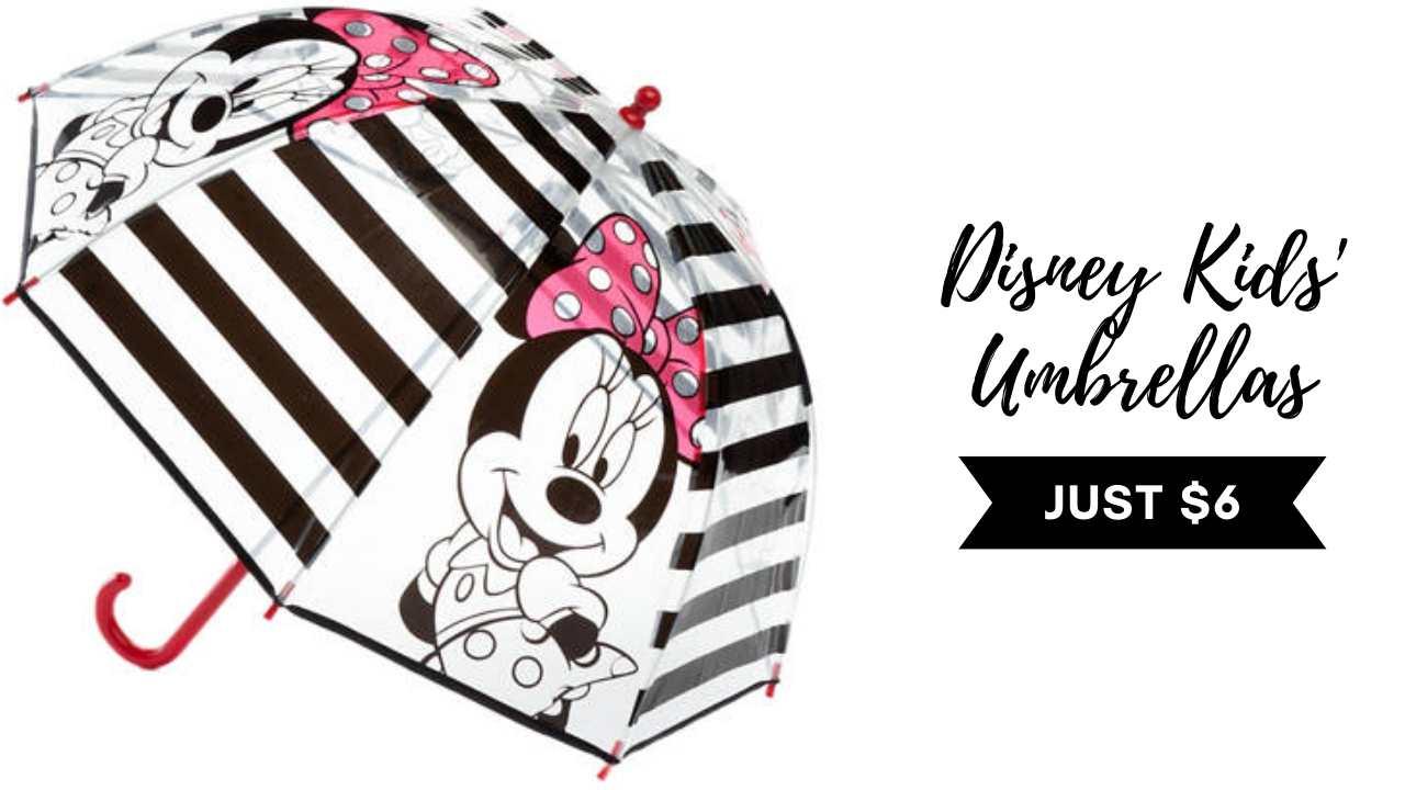 belk kids disney umbrellas