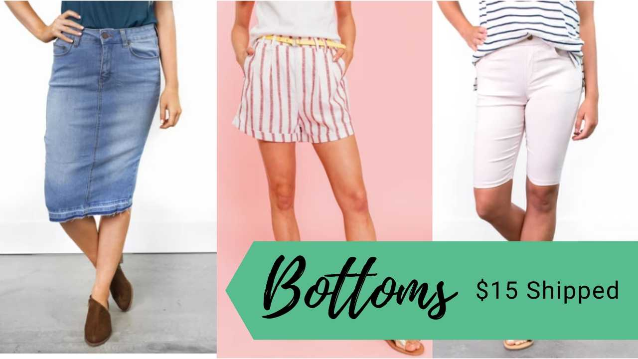 cents of style bottoms