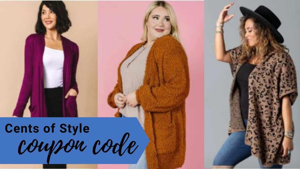 cents of style coupon