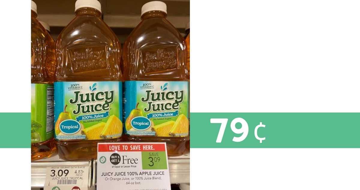 juicy juice coupon