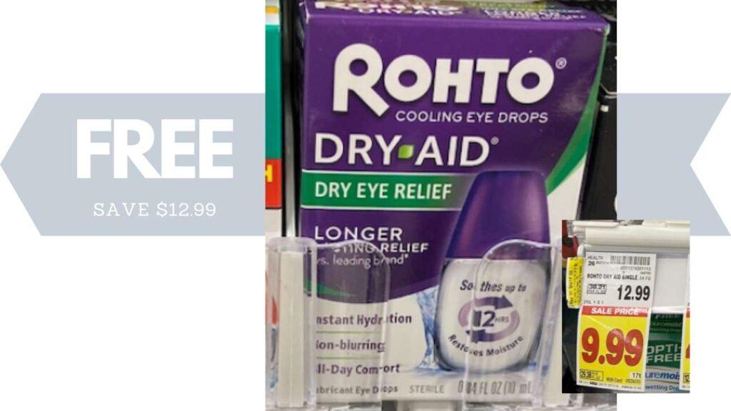 rohto dry aid