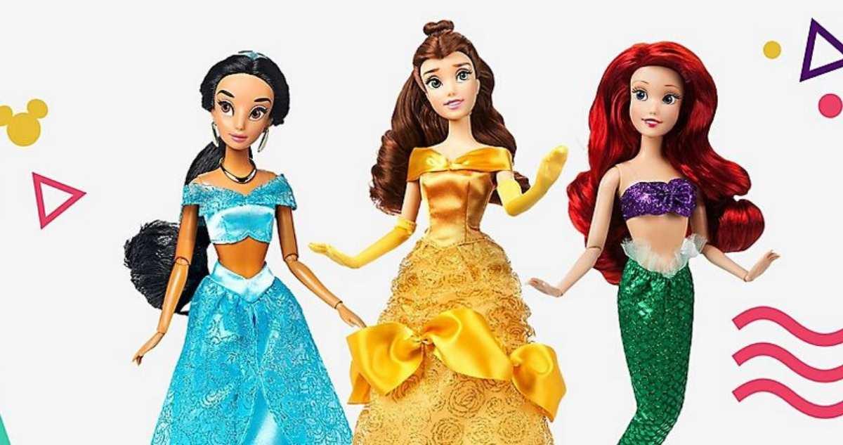 shopdisney dolls