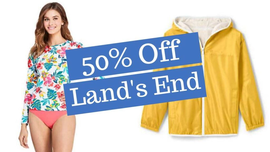 lands end coupon code