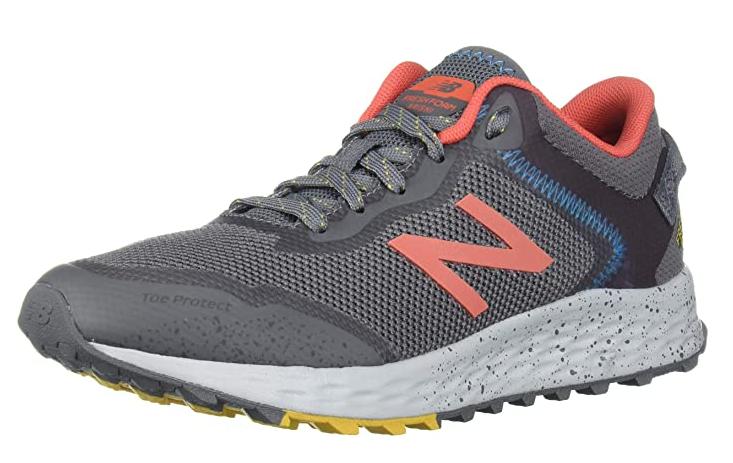 women's new balance trail shoes