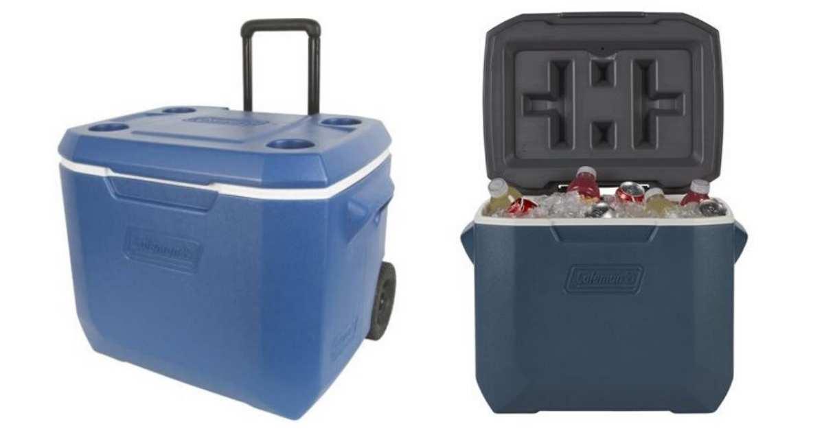 coleman heavy duty cooler