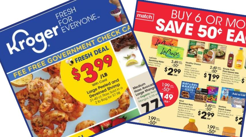 Kroger Weekly Ad 6 10 6 16 Southern Savers