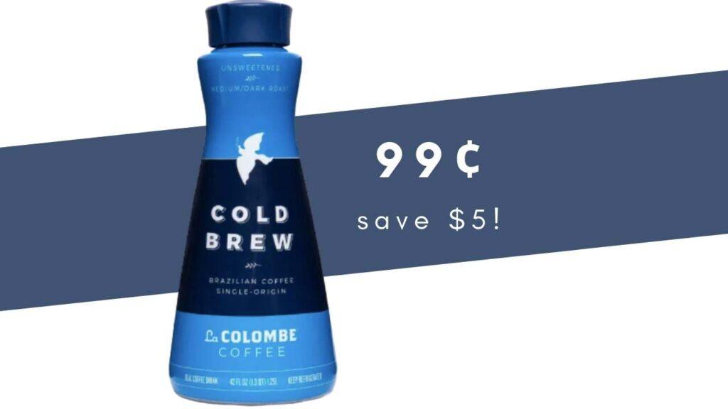 la colombe cold brew
