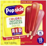 popsicle red classics