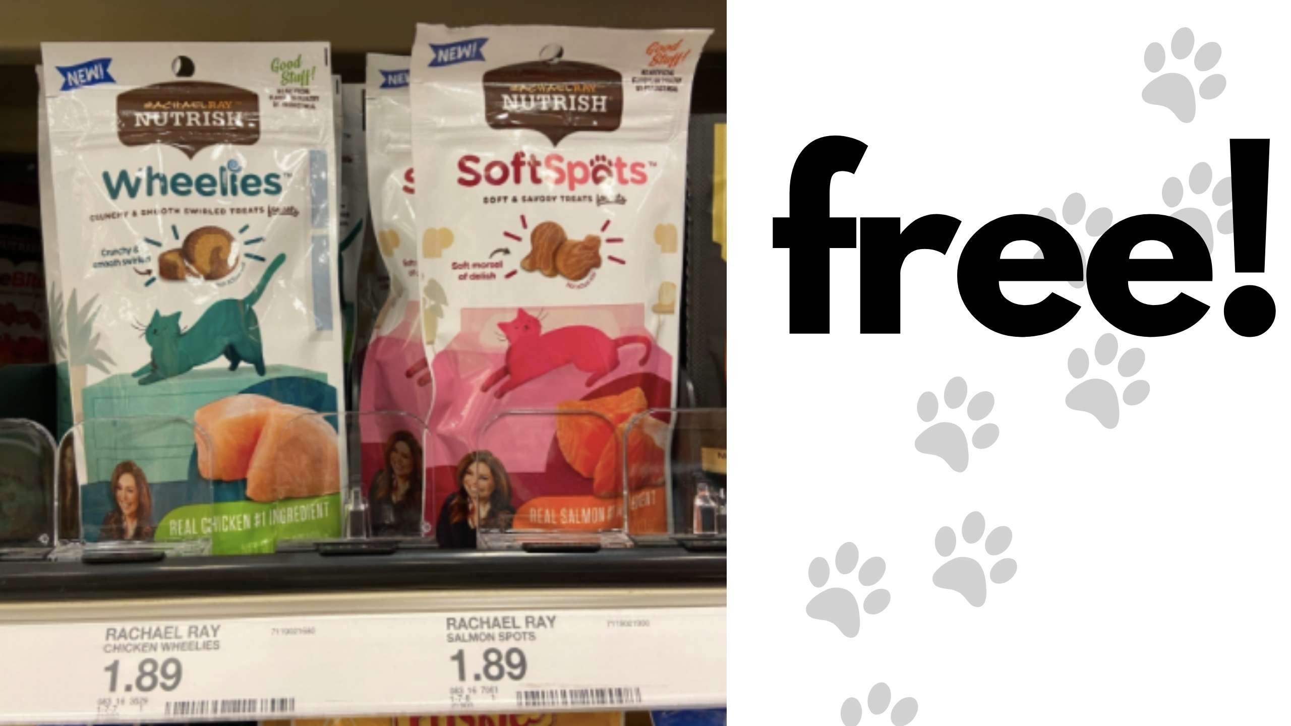 New Printable Coupon Free Rachael Ray Cat Treats Southern Savers