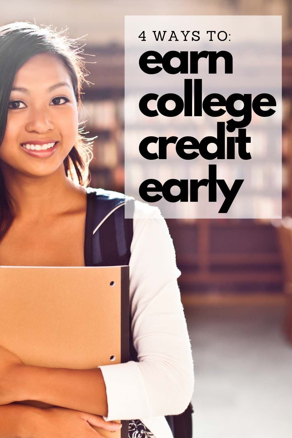 Saving on College: 4 Ways to Earn College Credit Early (& Cheaper)
