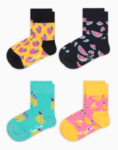 four pack kids socks