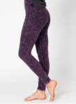 mineral wash yoga pants