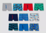 boys' boxer brief pack