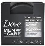 dove men care sculpting paste