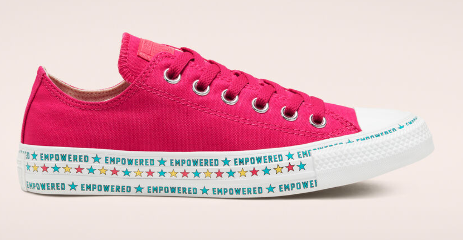 chuck taylor empowered