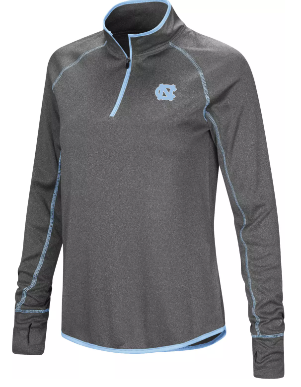 tarheels quarter zip