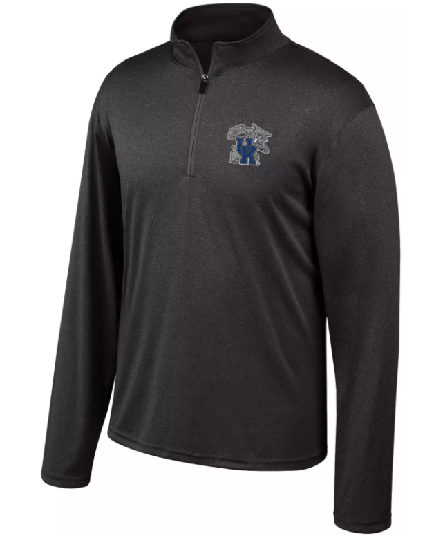 kentucky quarter zip shirt