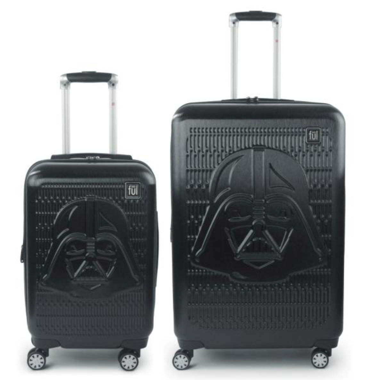 darth vader luggage set