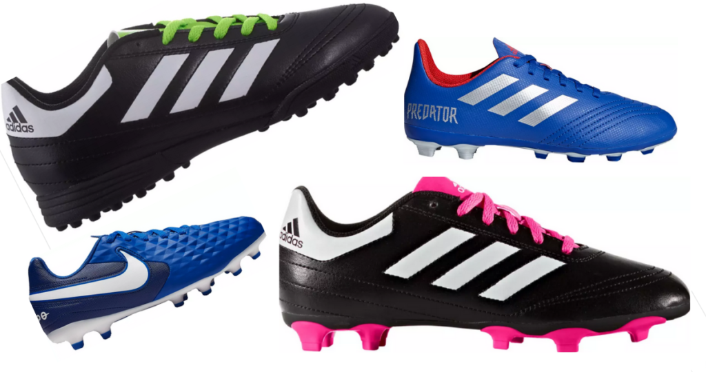 dick's sporting goods soccer cleats