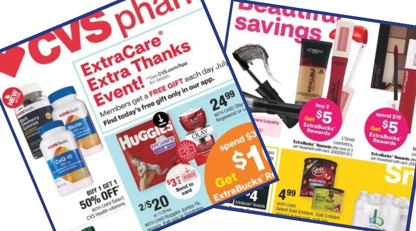 Cvs Ad Coupons 7 12 7 18 Southern Savers