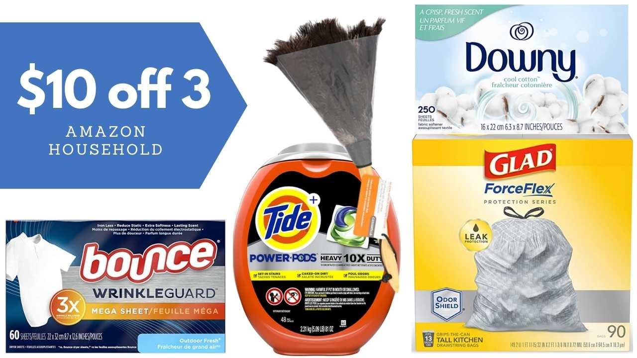 amazon household deals