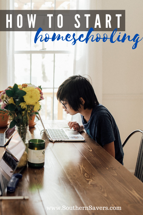 With school options up in the air, maybe you've decided to start homeschooling. If this is new to you, check out these resources on how to get started.