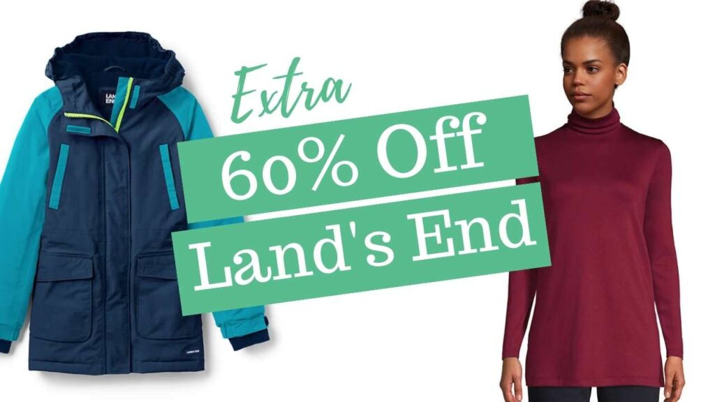 lands end clearance