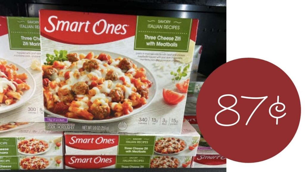 smart ones entrees