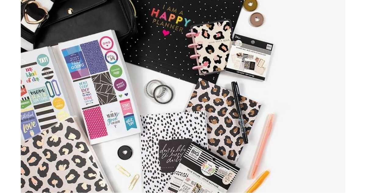 the happy planner zulily sale
