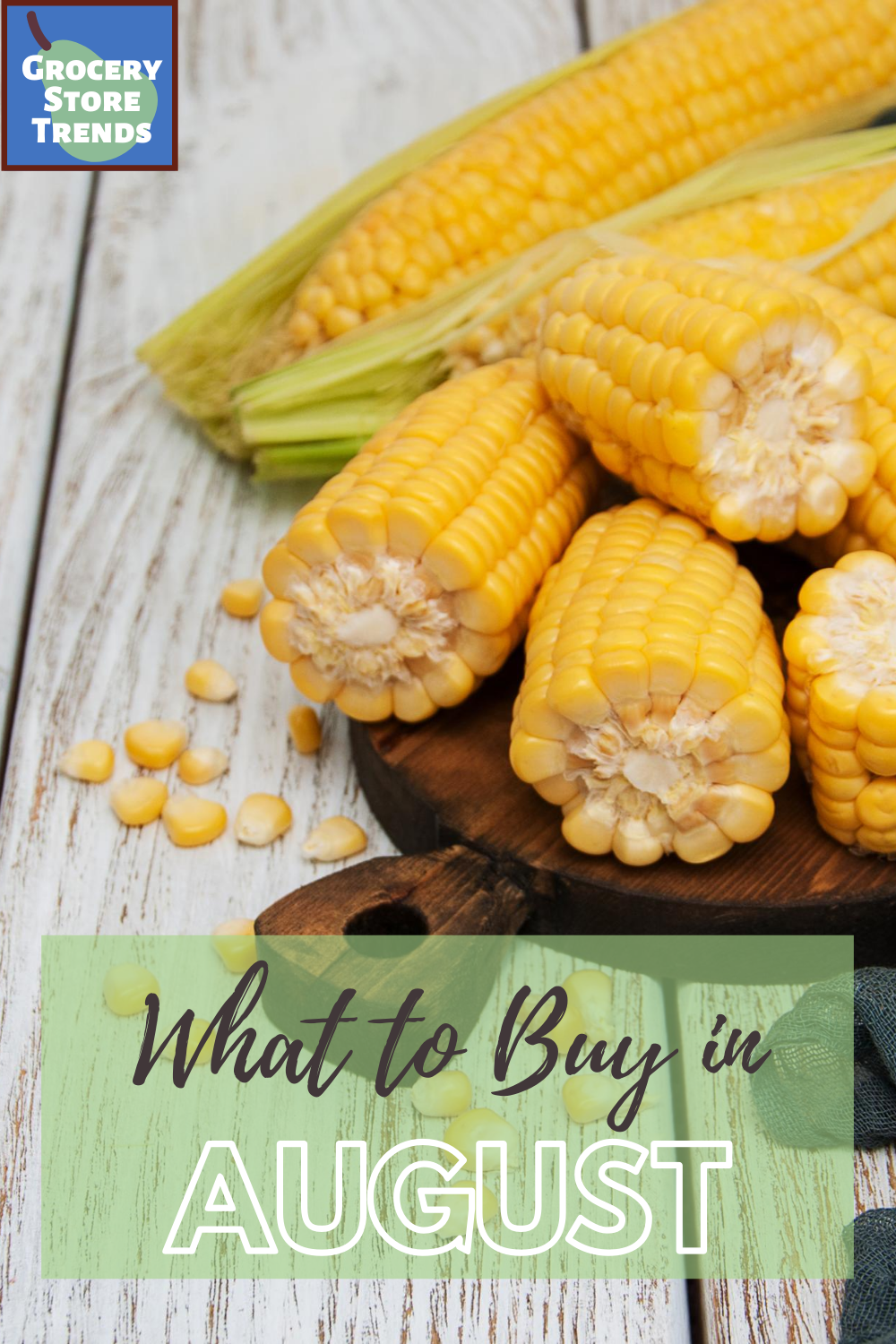 Make the most of your budget by following grocery store trends. Here's a list of what to buy in August, including fruits, vegetables, and other items!