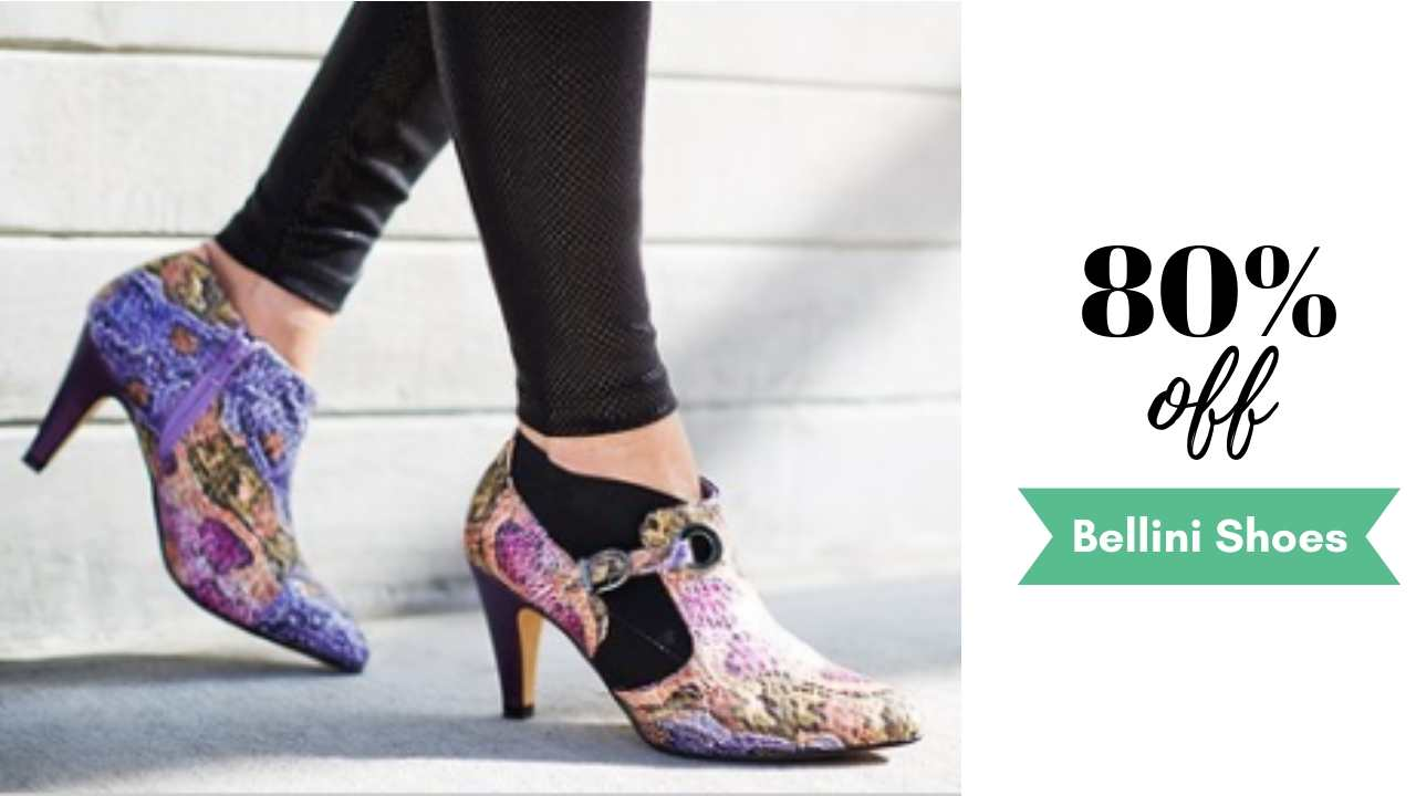 zulily bellini shoes