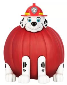 paw patrol pumpkin kit