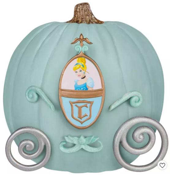 cinderella push-in pumpkin kit