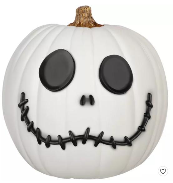 jack skellington pumpkin kit