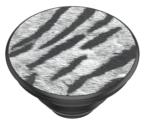 vegan leather zebra poptop