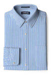 lands' end mens button down shirt