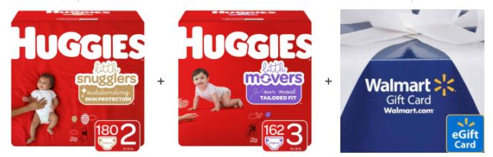 huggies diaper bundle size 2 and 3