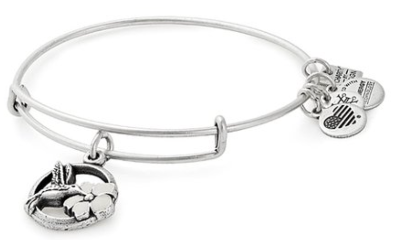 alex and ani hummingbird bracelet