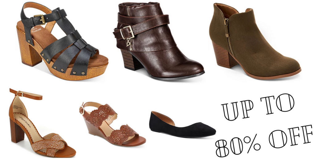 Clearance Shoes :: Southern Savers