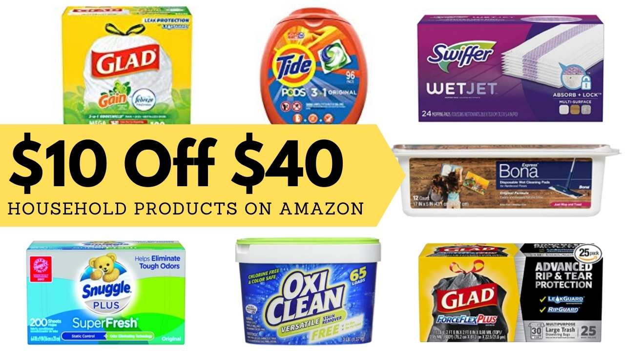 amazon household items