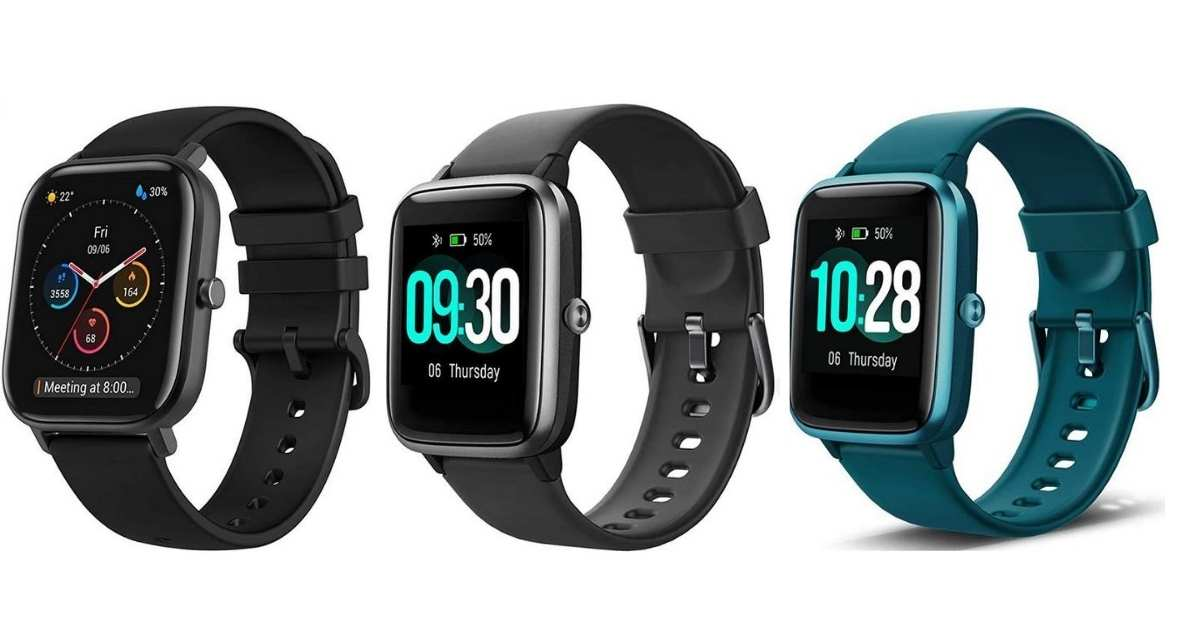amazon smartwatches