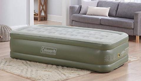 coleman air mattress