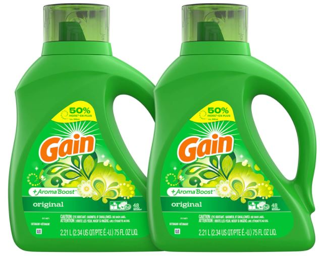gain two pack