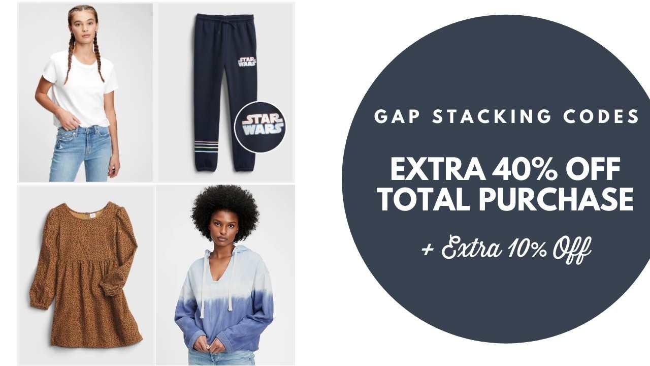 gap stacking codes