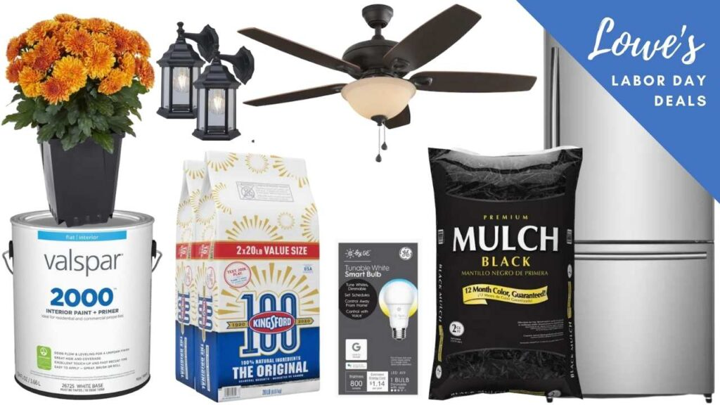 lowes labor day deals