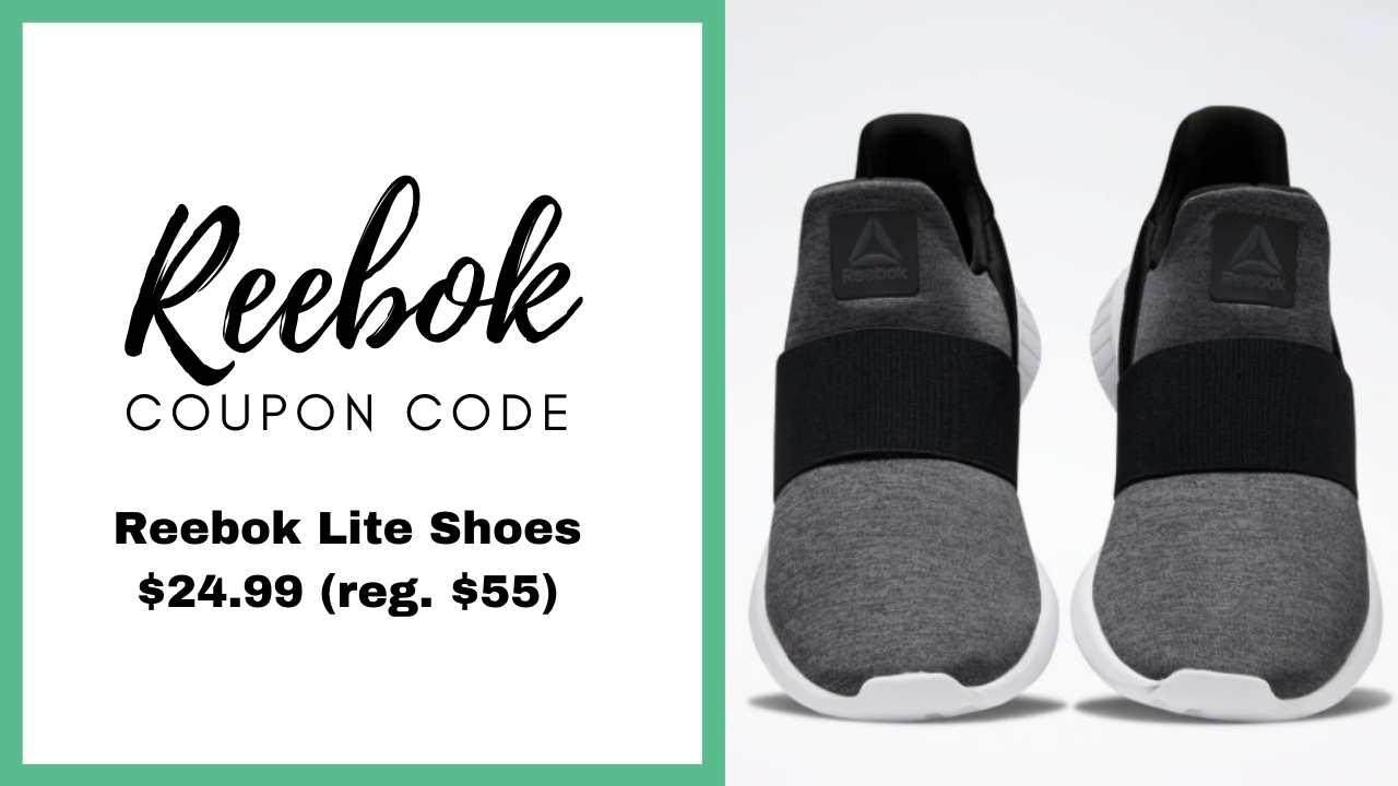 reebok coupon code