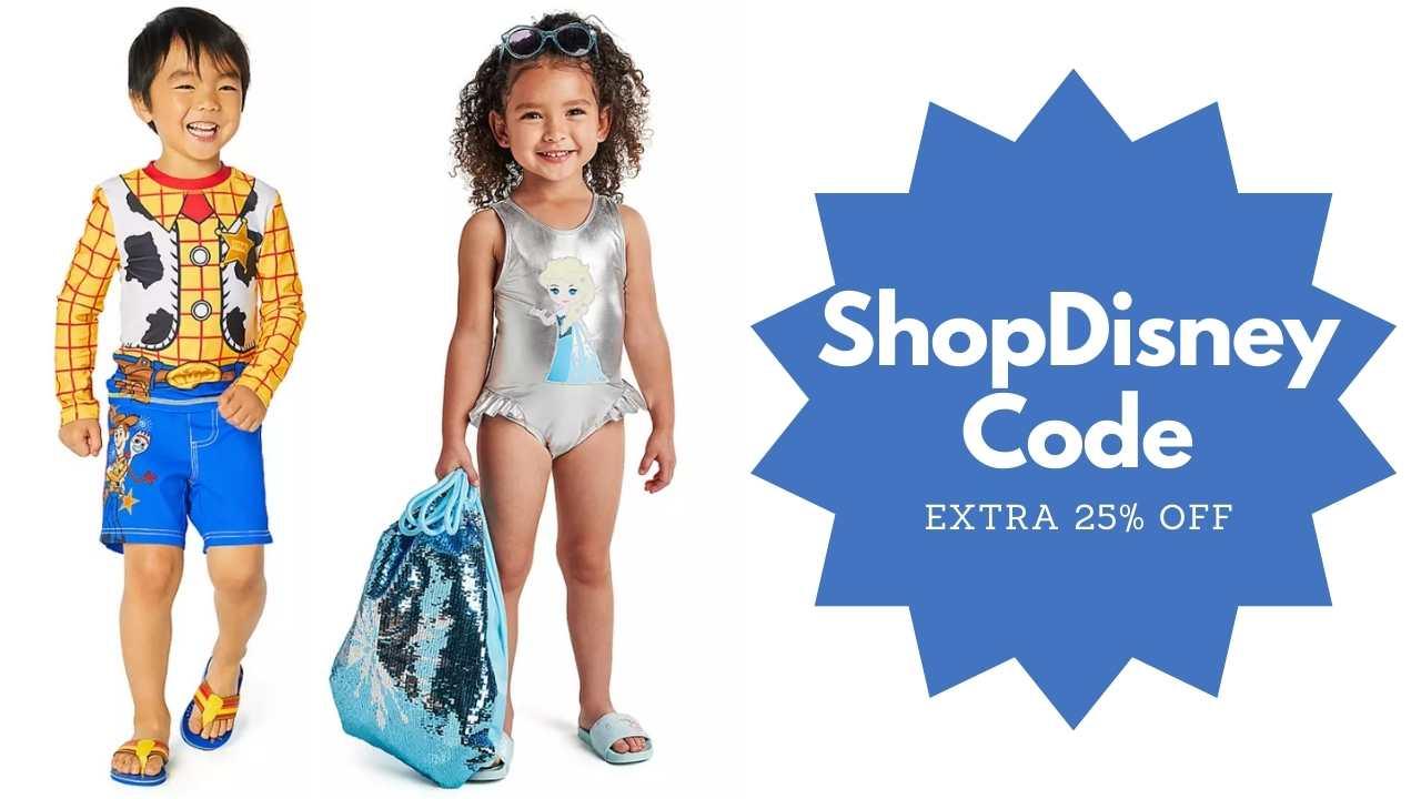 shopdisney code