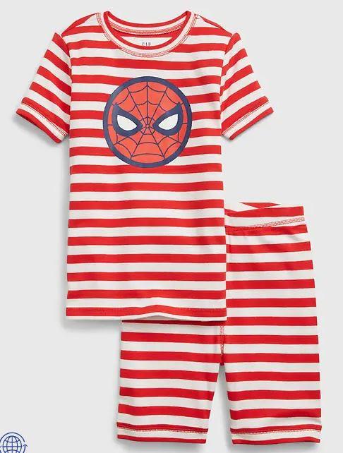 spiderman pj