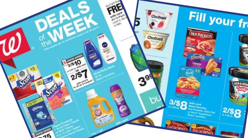 Walgreens Ad Coupons 8 16 8 22 Southern Savers