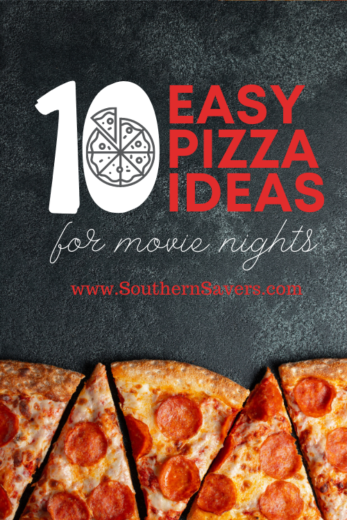 Movie night is a fun family tradition that you can do every week! To make dinner less of a burden, try one of these easy pizza ideas and pop some popcorn!